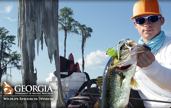 2018 fishing regulations now available for Fishing license georgia
